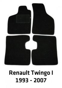 Tappeti Velluto per Renault Twingo I, 1993-2007