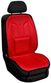 Cuscino ergonomico Akcent rosso, 2 pz.