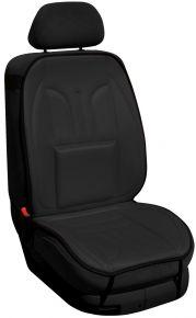 Cuscino ergonomico Akcent nero, 2 pz.