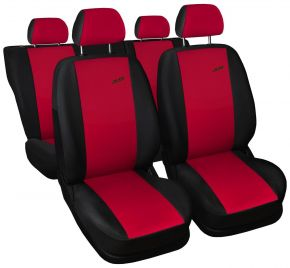 Copri sedili universali XR rosso