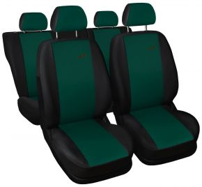 Copri sedili universali XR verde
