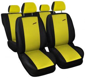 Copri sedili universali XR giallo