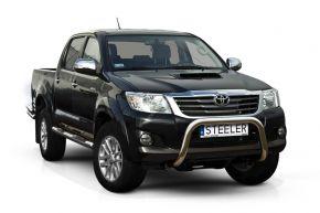 Rollbar Frontali Steeler per Toyota Hilux 2005-2011-2015 Modello U