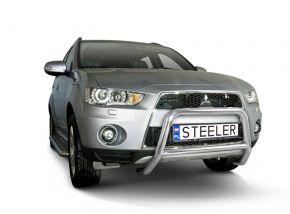 Rollbar Frontali Steeler per Mitsubishi Outlander 2010-2012 Modello A