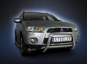 Rollbar Frontali Steeler per Mitsubishi Outlander 2010-2012 Modello U