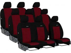 Copri sedili su misura Elegance FIAT SCUDO II 9p. (2007-2016)
