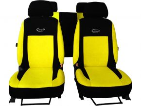 Copri sedili universali ENERGY giallo