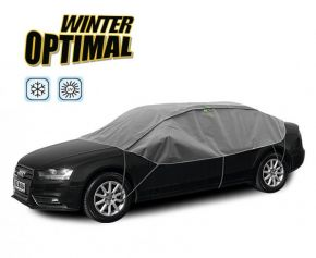Copertura protettivo WINTER OPTIMAL per occhiali e tetto auto Daewoo Lanos sedan 280-310 cm