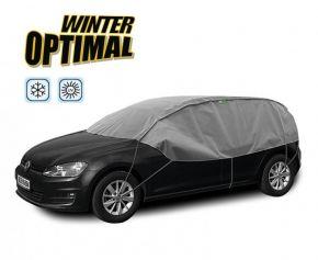 Copertura protettivo WINTER OPTIMAL per occhiali e tetto auto Daewoo Kalos 275-295 cm