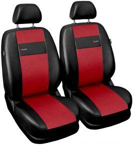 Copri sedili universali X-Line rosso