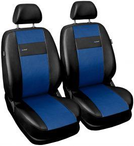 Copri sedili universali X-Line blu