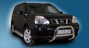 Rollbar Frontali Steeler per Nissan X-Trail 2007-2010 Modello A