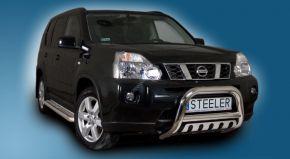 Rollbar Frontali Steeler per Nissan X-Trail 2007-2010 Modello S