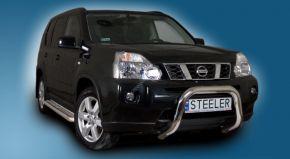 Rollbar Frontali Steeler per Nissan X-Trail 2007-2010 Modello U