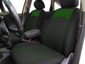 Copri sedili su misura Rombo (trapuntate) BMW 3 E46 (1998-2007)