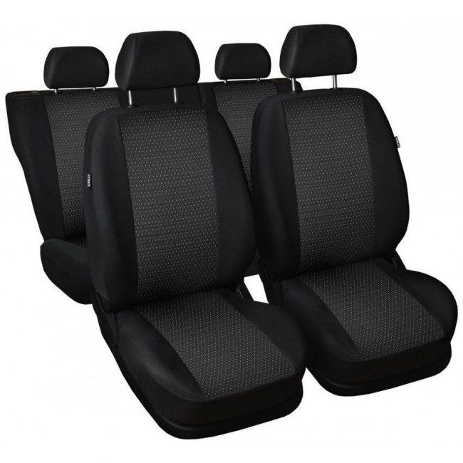 Coprisedili AUTO PER FORD C-MAX minivan II 10-15 5-Sedili Grigio Set rivestimenti auto